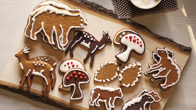 Boiled Gingerbread Cookies Recipe Martha Stewart