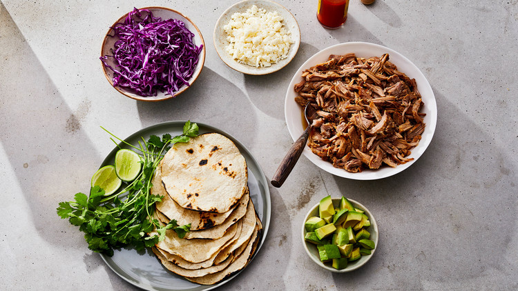 Instant Pot Carnitas Riley Wofford