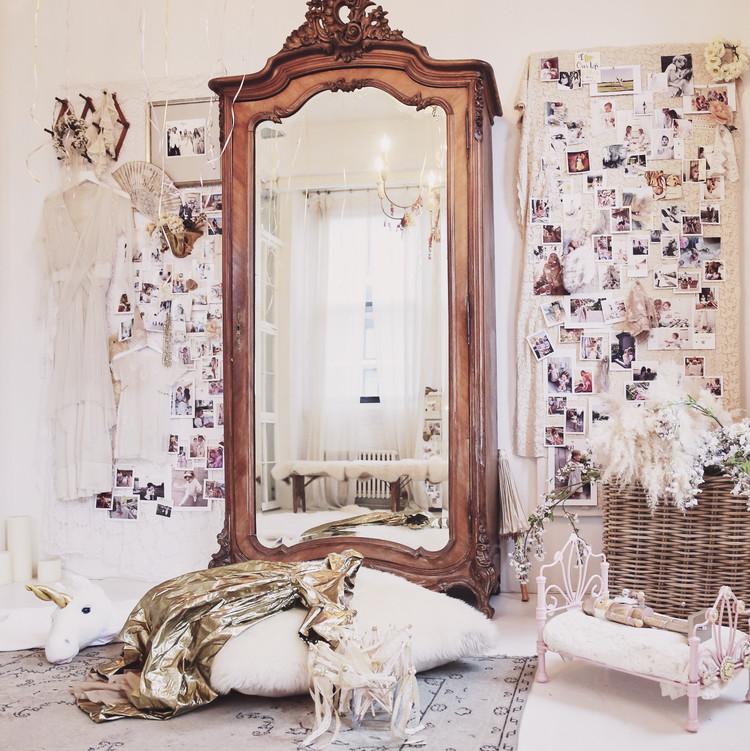 nutcracker party boudoir