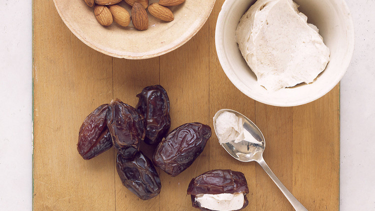 stuffed dates clementines
