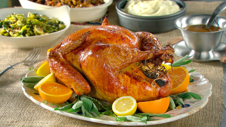 Image result for lemon herb turkey""