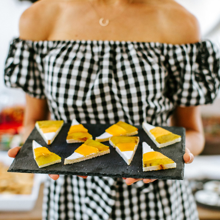 camille styles halloween party tray appetizer