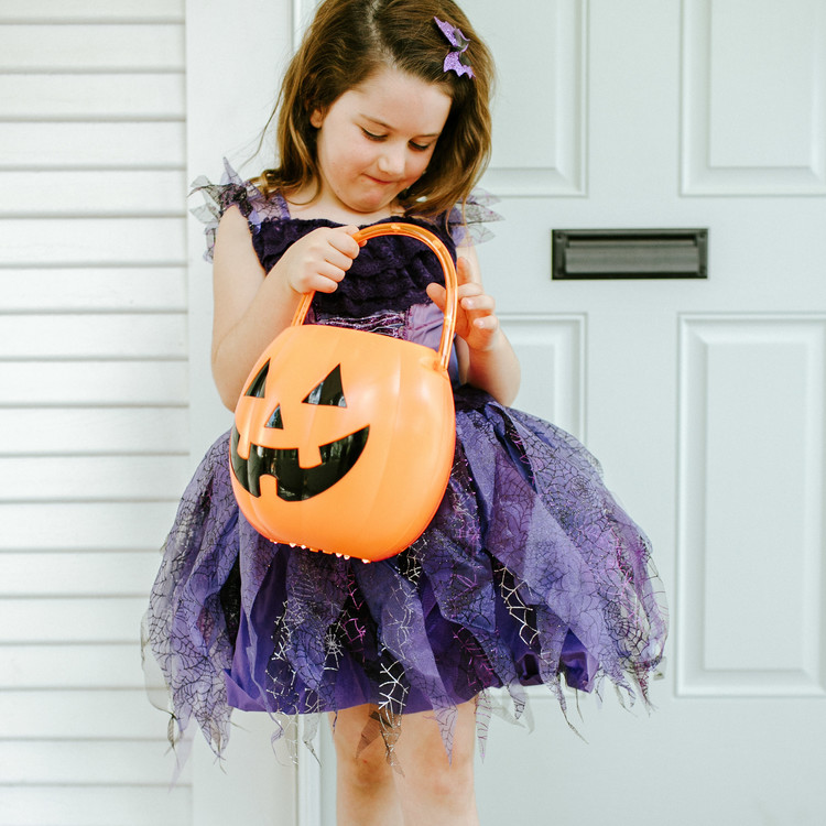 camille styles halloween party girl purple tutu