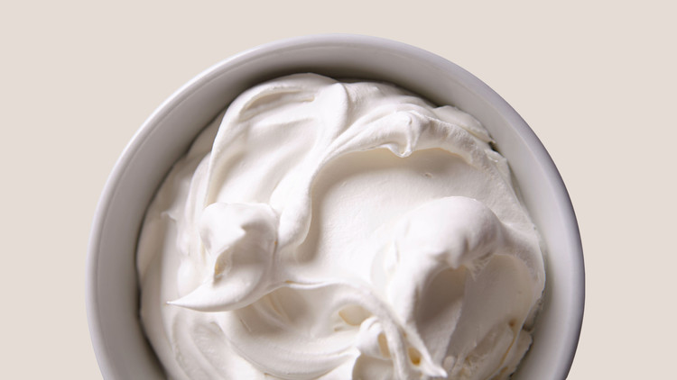 Infused Whipped Cream
