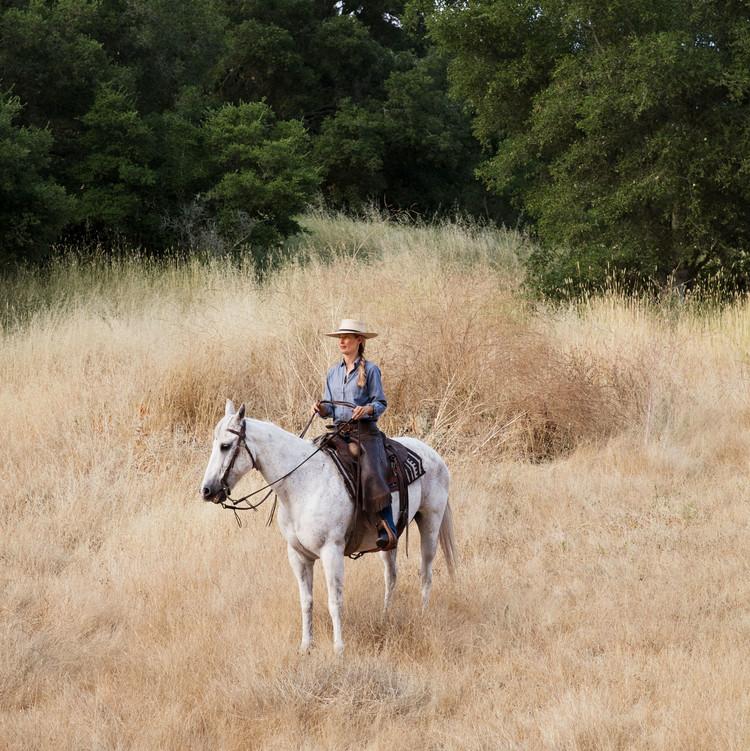elizabeth poett horse ranch life