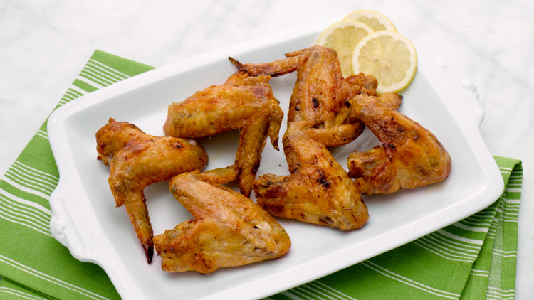 Saffron Roasted Chicken Wings Recipe Amp Video Martha Stewart