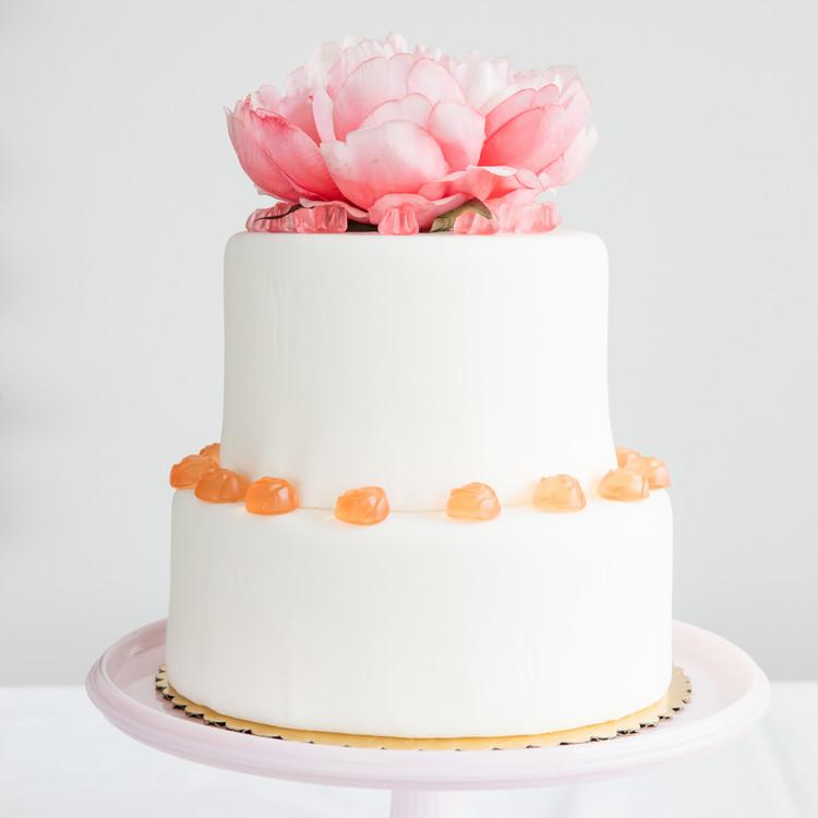 Lets Flamingle Cake