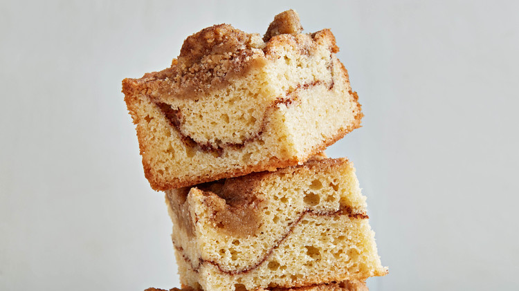 snickerdoodle crumb bars