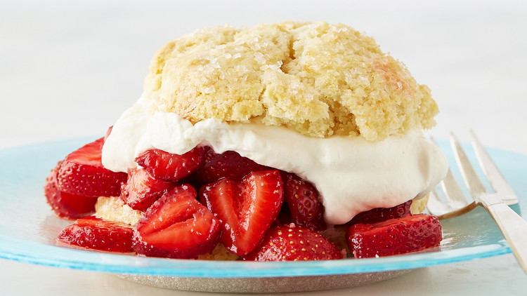 Classic Strawberry Shortcake Recipe Martha Stewart