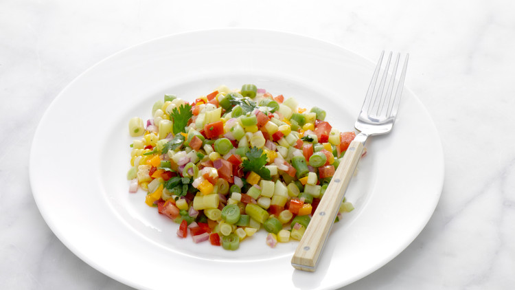 Alexis\'s Chopped Vegetable Salad