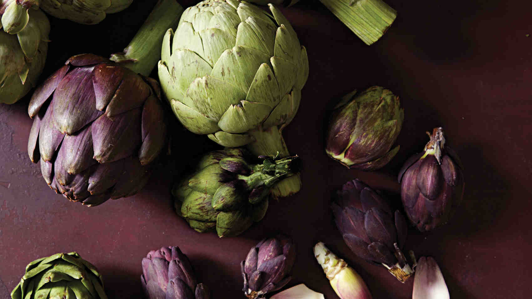 Artichoke and Asparagus Recipes