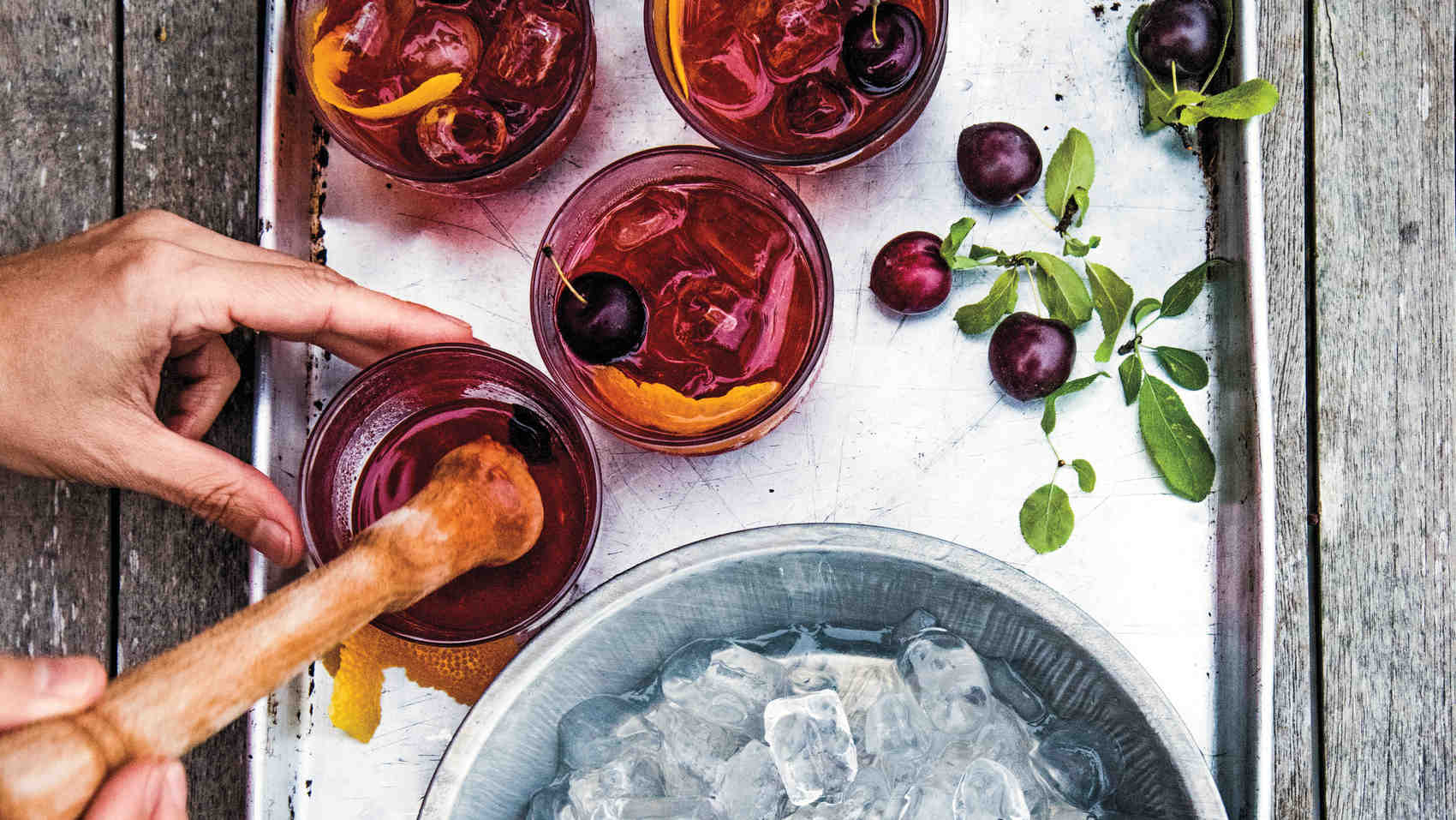 Sip Your Stone Fruit