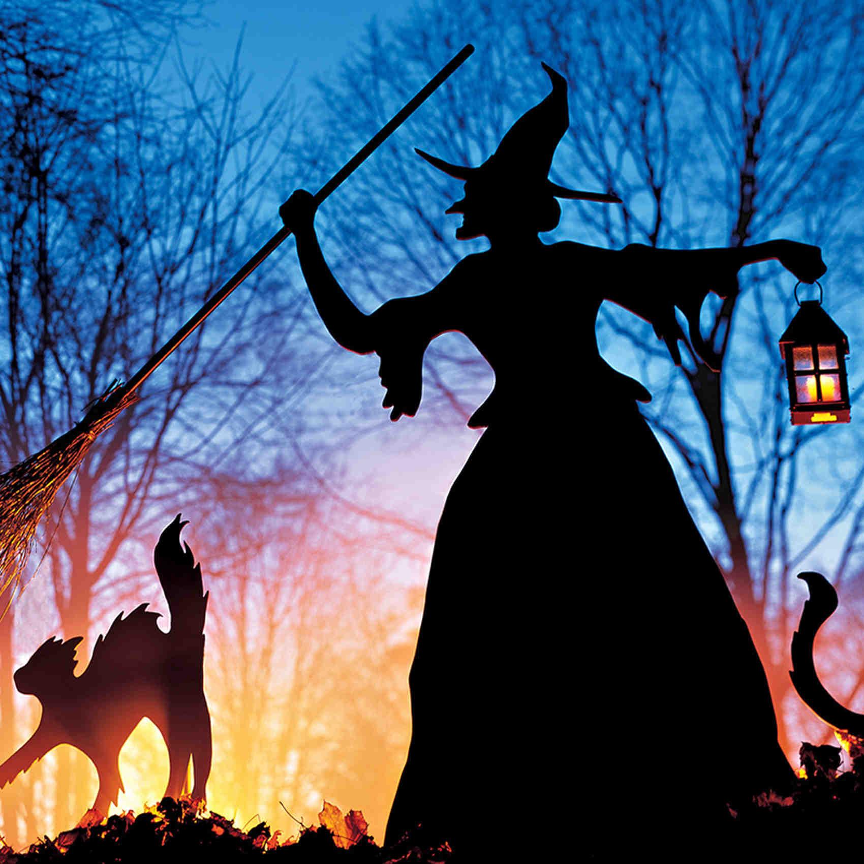 Martha's Halloween Hunt