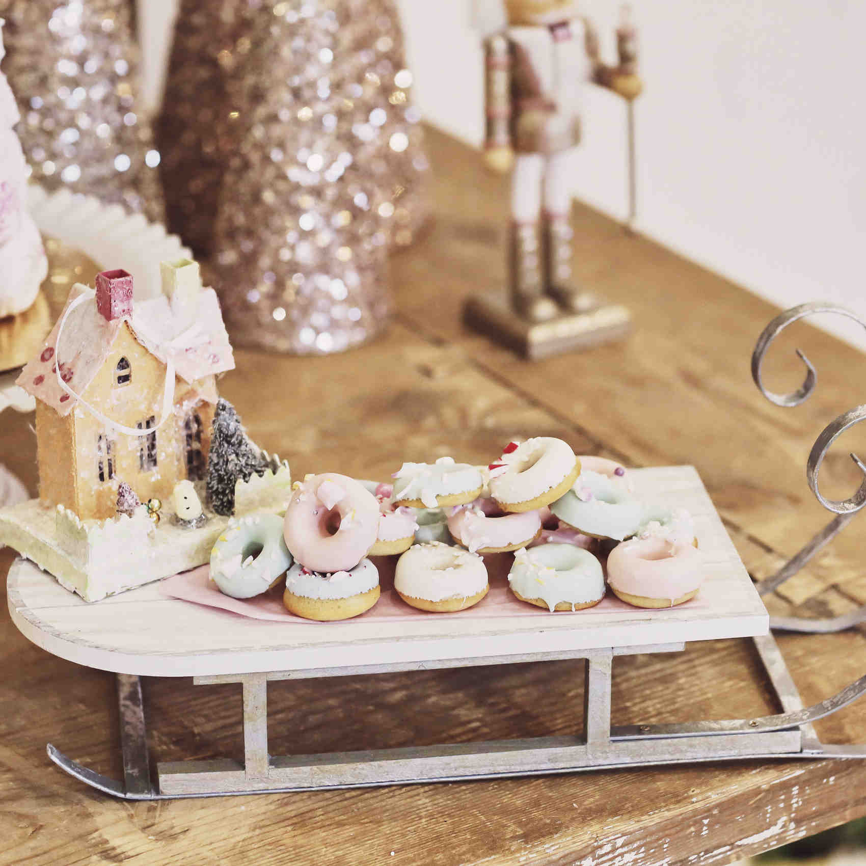 Dancing Sugar Plums! It's a Nutcracker-Inspired Birthday Party for Stella