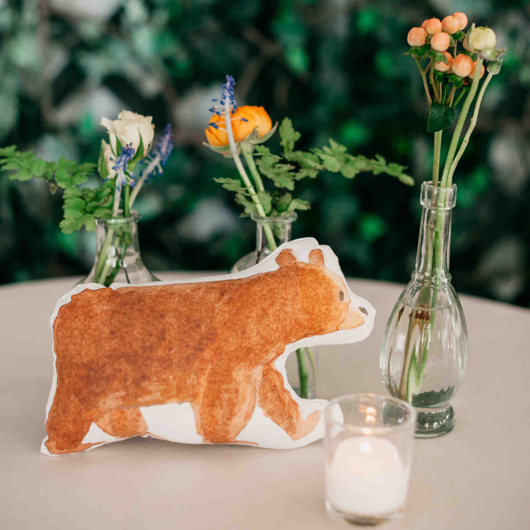 Enter the Forest: It's a Whimsical Woodland Baby Shower