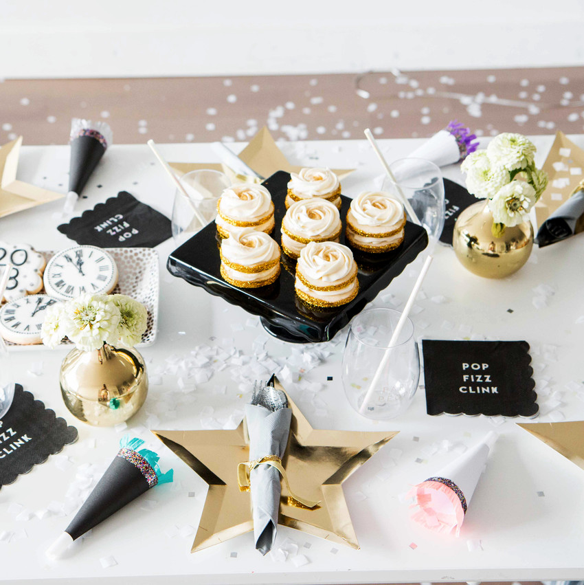 A Dazzling New Year\'s Eve Disco Party | Martha Stewart